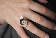 smycken ringar