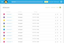 CallMonkey backoffice / Our new backoffice