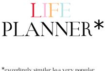 Life Planner / DIY Organizer for Family, Life, & Whatever Else Happens  / by Kathy Carbaugh