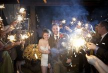 You Know You Want Sparklers At Your Wedding