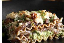 Pasta (Rice, Fettuccine, Lasagna, Macaroni etc.)