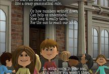 Back to School Poem / Back to school poems for kids