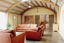 Exciting timber frames