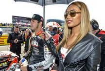 Aprilia WSBK 2015 - Assen / WSBK Assen, 19 April 2015 - The finishing order for the two Superbike races at Assen were identical, putting on a lively show for all the fans that came out to the Dutch track.