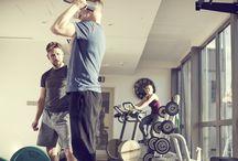 Workout at Hotel Josef