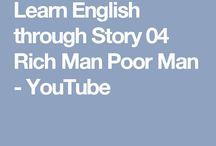 story english