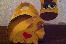 Curvy Keepsake Box / Boxen mit der SU Stanze Zierschachtel für kleine Andenken