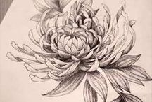 Chrysanthemum Tattoo
