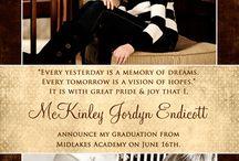 K's graduation