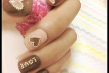 Nails / sweet autumn nail