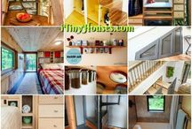 tiny living spaces