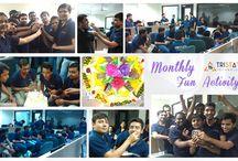 Monthly Fun Activity