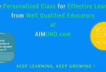 Get Best Home Tutors & Educators Services at Aimuno.com / Get the Best private home tutors for student & home tutoring services from the experienced professionals online available at effective prices. Now schedule your class by confirming payment.