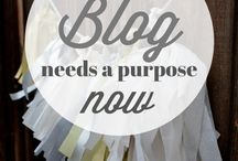 Blogging {tips & such}