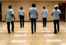 Line Dancing Videos