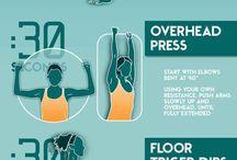 arm workout women