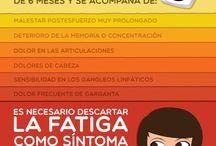 Información Síndrome de Fatiga Crónica