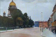 Saint Petersburg / Petrograd / Leningrad