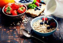 Vriendin gezonde ontbijtjes
