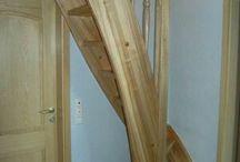 Stair ideas for tiny house