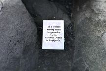 My Photography Stumbled by this marker in the rocks by the Atlantic Ocean in Reykjavik! Anyone else found it?