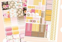 stickers personal planner