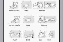 Tecken / Teckenspråk, TAKK ( tecken som alternativ och kompletterande kommunikation)