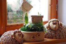 velikonoce keramika