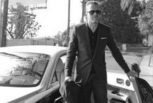 Style Rules / Designers, writers and sartorial influencers on how they dress  / by Esquire Magazine