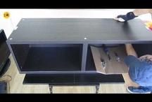 Vídeos tutoriales ¿Cómo se monta .........?. Tutorial Videos, how to assemble........?. / Vídeos tutoriales con truncos y consejos para montar muebles de ikea. Video tutorials with tips and tricks for mounting ikea furniture.