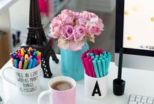 Office / How to decorate your office ❤️