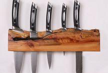 стойка для ножей