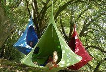 Outdoor Hanging Hangouts