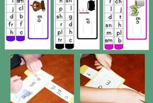 Word Work ideas / Activities that can be done during Literacy time.