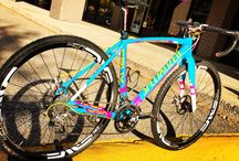 Cycle / Specialized Crux Crazy Color