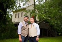 Our Weddings / Gay, Lesbian, Bisexual, Trans (LGBT) Wedding in our country chapel in Nashville, Tennessee.