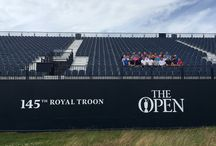 Open Championship / The 145th Open Championship at Royal Troon