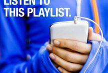 Workout - playlists / by Michelle Durheim