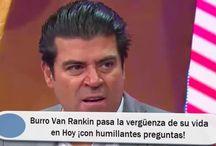 Burro Van Rankin pasa la vergüenza de su vida en Hoy ¡con humillantes preguntas!