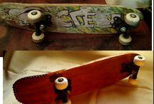 skateboard repair  II.