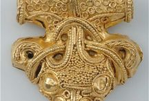 Viking jewelry Hiddensee style