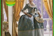 Ladies Historical Costume Patterns