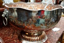 Pretty Li'l Things January 2015 / Antiques and Decorative Arts for the Home and Garden