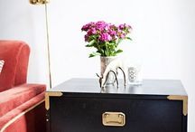 Campaign Style Furniture / by Christina Deras