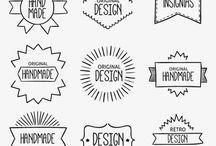 DYI tipografia (fáceis de desenhar)