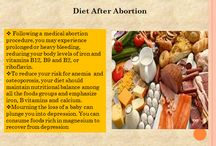 Diet After Abortion
