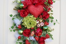 wreaths / by Jeanne Flagg