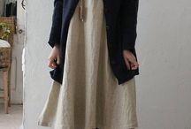 A lijn / A- lijn kleding