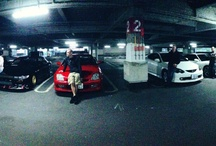 Okinawa Drift Sessions / When in Rome...or Japan...drift. ;D