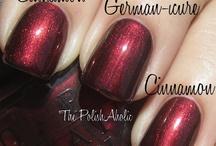 Vampy polishes